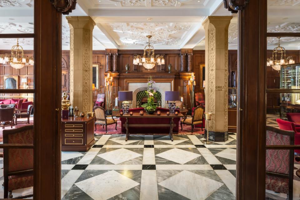 Bild: Fairmont Hotel Vier Jahreszeiten Hamburg