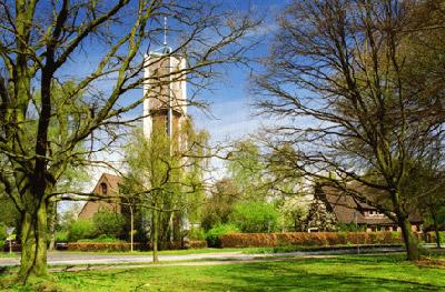 Bild: Friedenskirche Berne