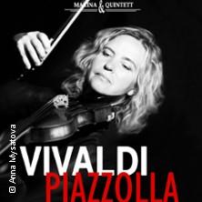 Bild: Marina & Quintett - Vivaldi / Piazzolla