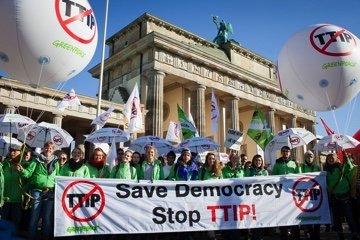 Bild: Vortrag: Handelsabkommen und kein Ende
