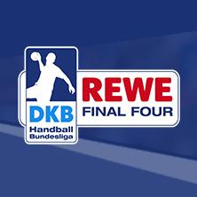 Bild: REWE Final Four - Dauerkarte (gültig 06.04. + 07.04.2019)