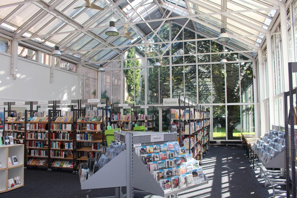Bild: Bücherhalle Winterhude