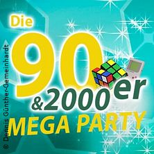 Bild: Die 90er & 2000er Mega Party