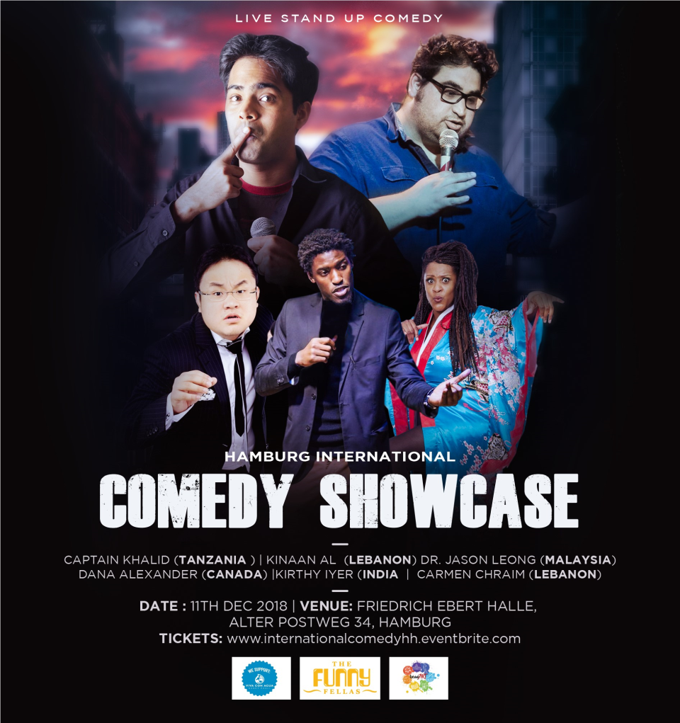 Bild: International Comedy Showcase