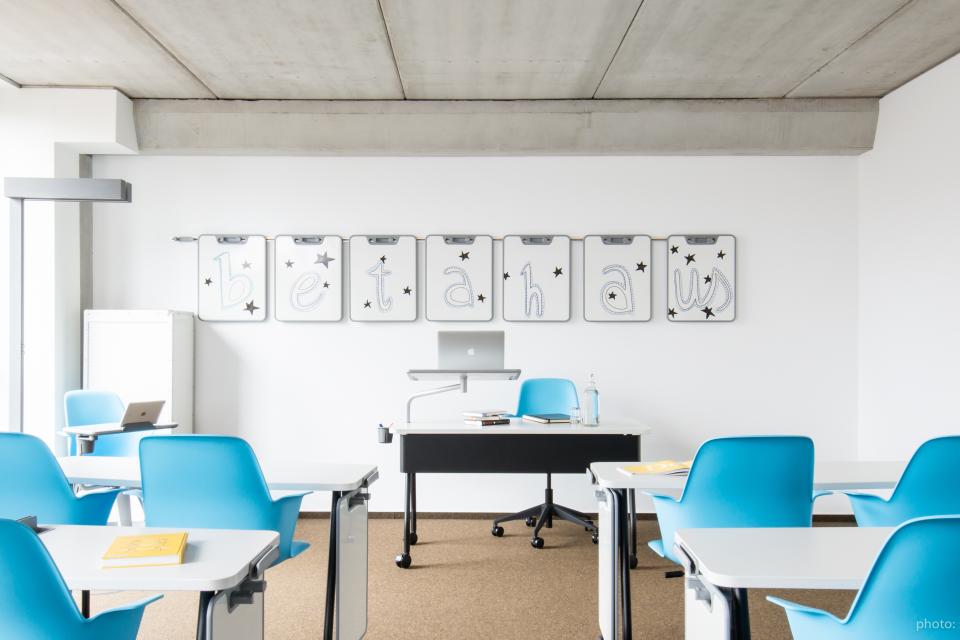 Bild: Das betahaus Hamburg: Offene und digital vernetzte Arbeitsorte