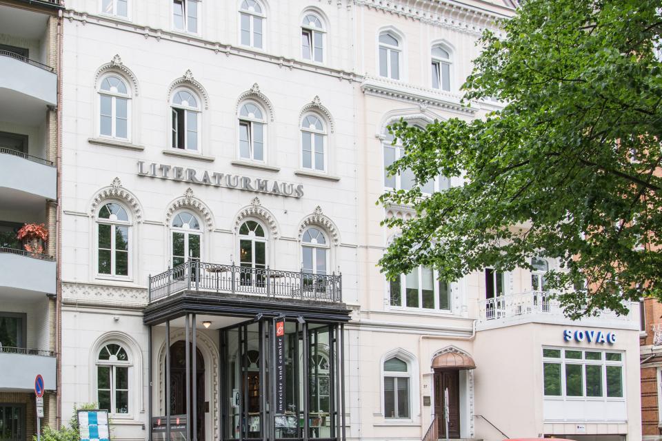 Bild: Literaturhaus Hamburg