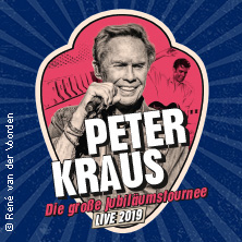 Bild: Peter Kraus - Live 2019