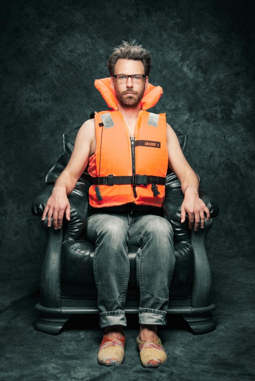 Bild: Philipp Schaller - Mit vollen Hosen sitzt man weicher