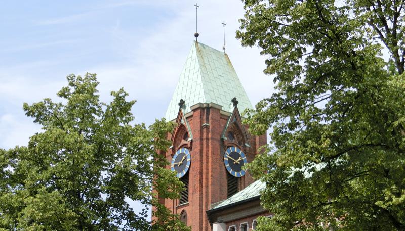 Bild: St. Thomas-Kirche
