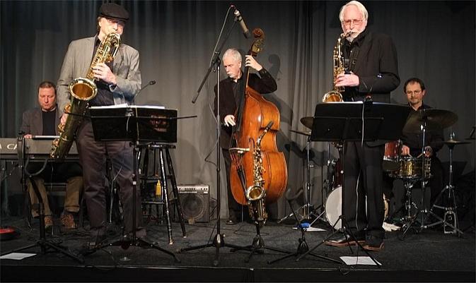Bild: Saxotones Jazz Quintett | Swingender Jazz - Bop, Cool und Latin