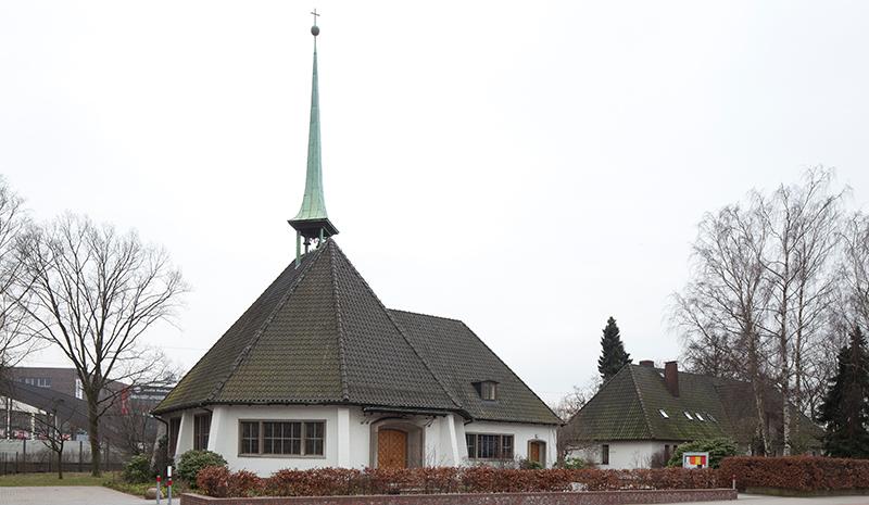 Bild: Kirche Tonndorf