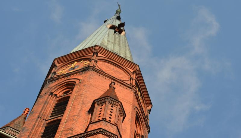Bild: Friedenskirche Altona - Kirche für Stadtteil und Bildung