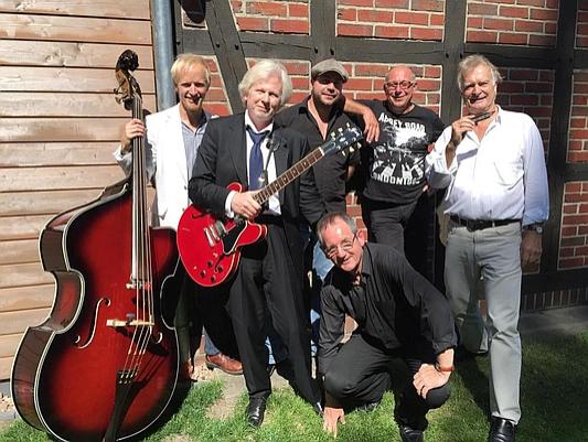 Bild: One Way Out Blues Connection   Chicago-Blues, Boogie-Woogie, Rhythm'n'Blues, Rock'n'Roll und Soul