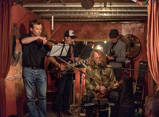 Bild: Ride Lonesome | Underground, 60er Jahre Folk, Alternative-Country und Old Time Music