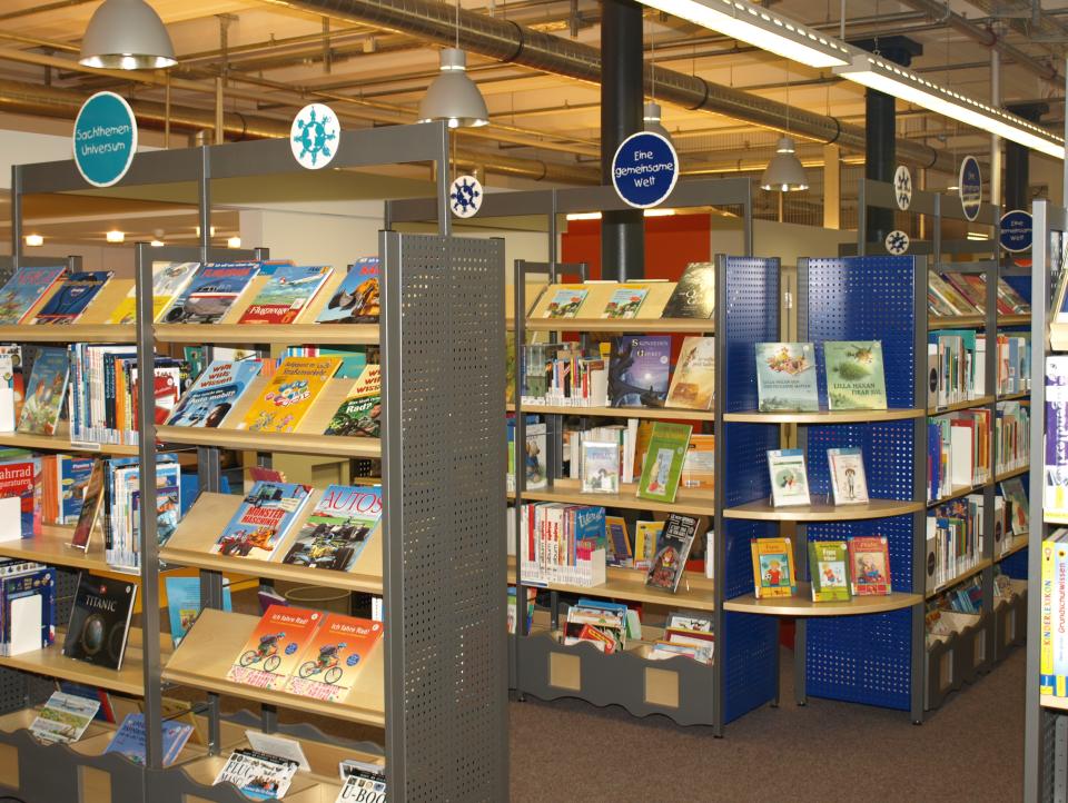 Bild: Die Kinderbibliothek Hamburg