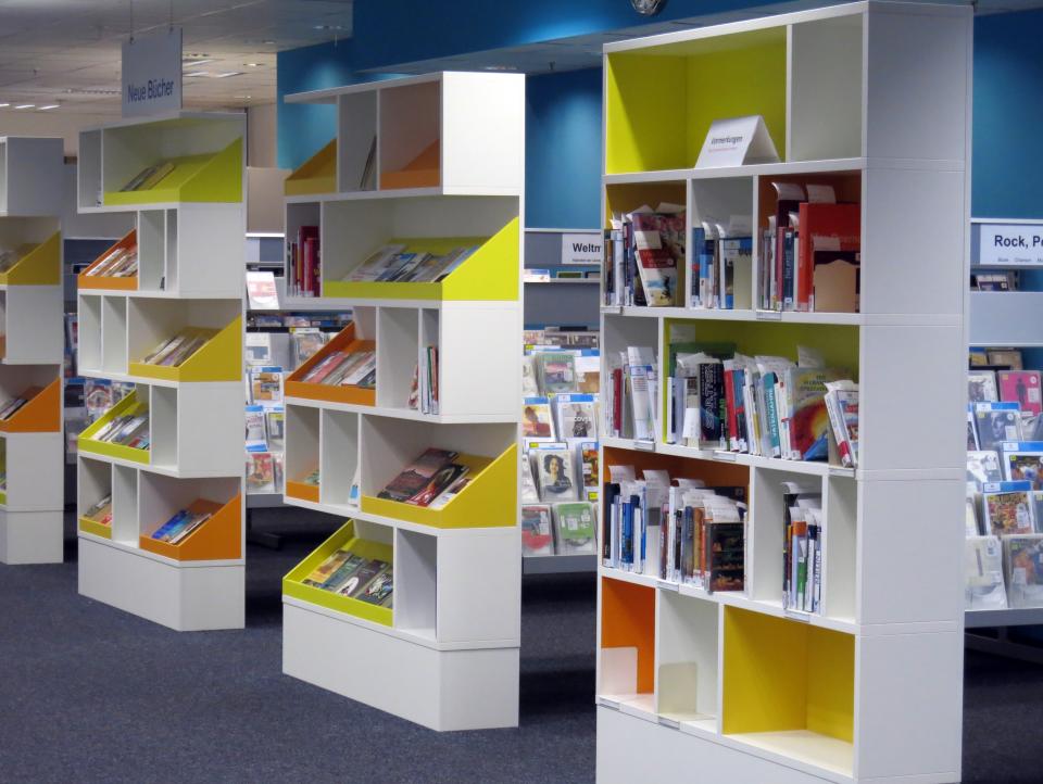 Bild: Bücherhalle Altona