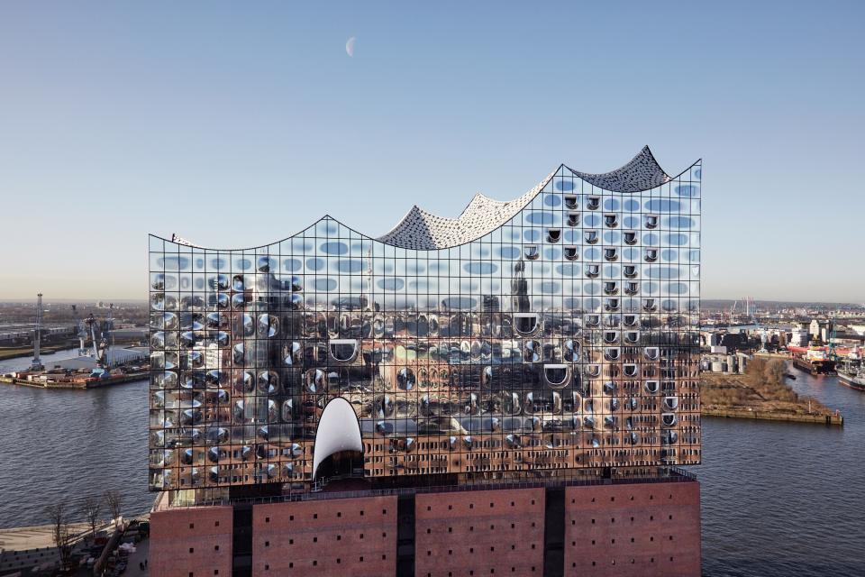 Bild: Elbphilharmonie Hamburg