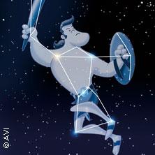 Bild: Sternbilder und Legenden der Winternacht