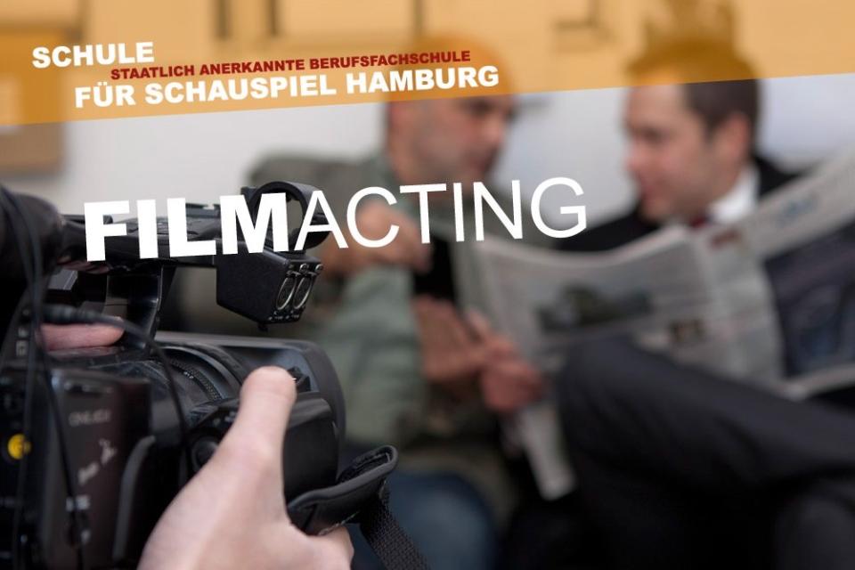Bild: Filmacting-Workshop | 4 Termine