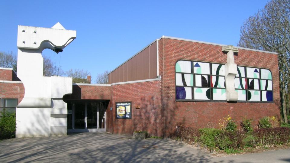 Bild: Zachäus-Kirche