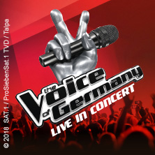 Bild: The Voice Of Germany - Live In Concert 2018/2019