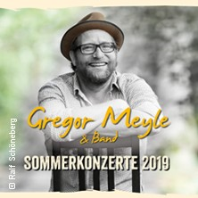 Bild: Gregor Meyle & Band
