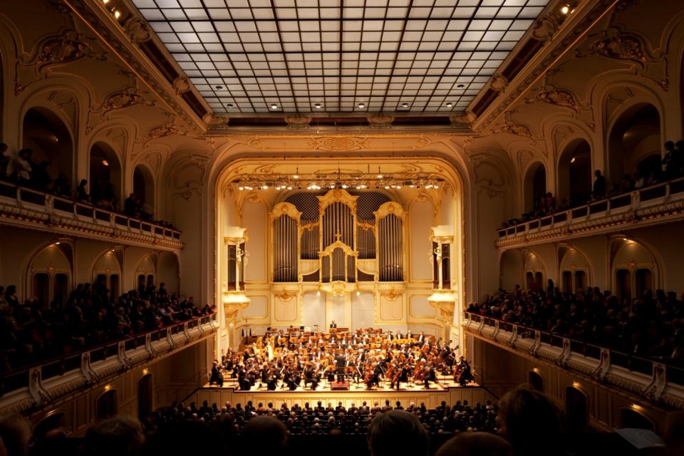 Bild: Nigel Kennedy & Ensemble - Bach meets Kennedy meets Gershwin