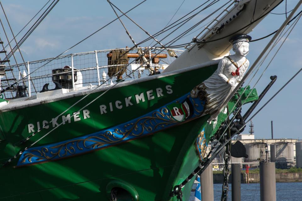 Bild: Museumsschiff Rickmer Rickmers_2