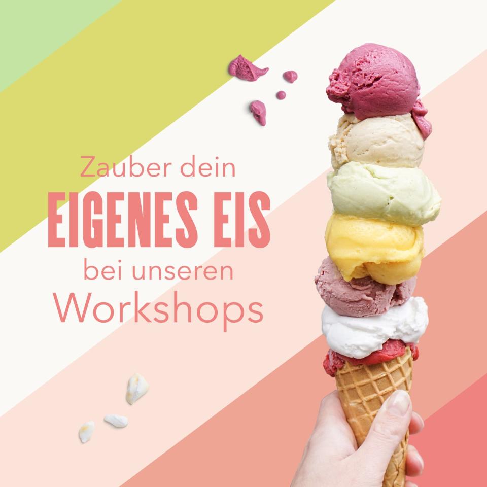 Bild: Luicella's Eis-Workshops