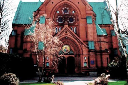 Bild: Kreuzkirche Ottensen-Othmarschen