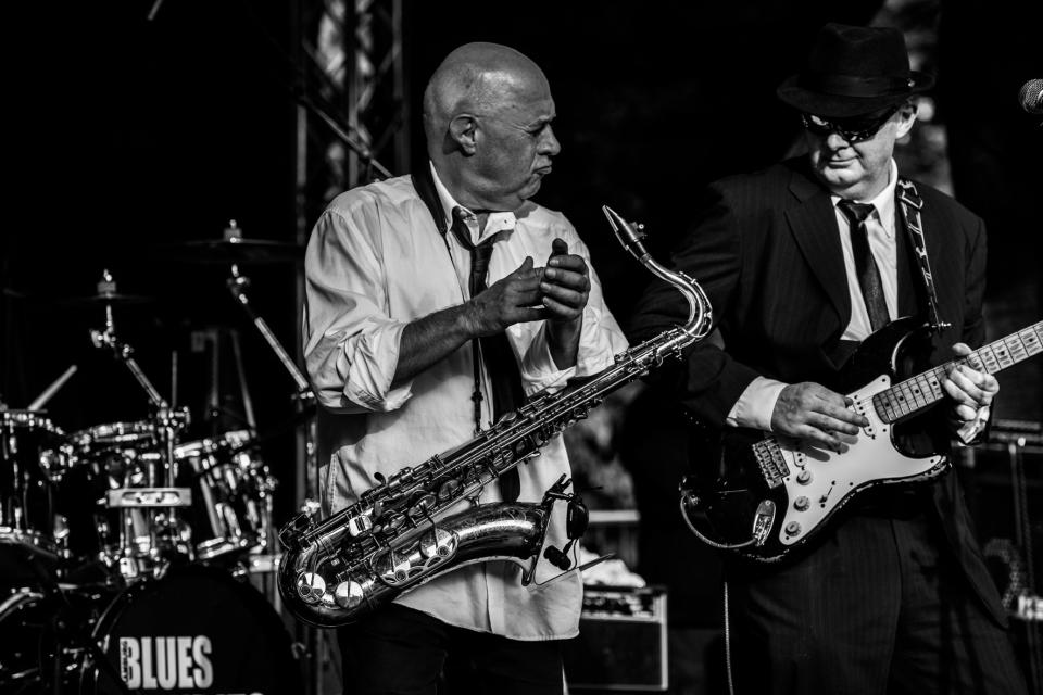 Bild: Hamburg Blues Bandits LIVE mit Kurt Buschmann