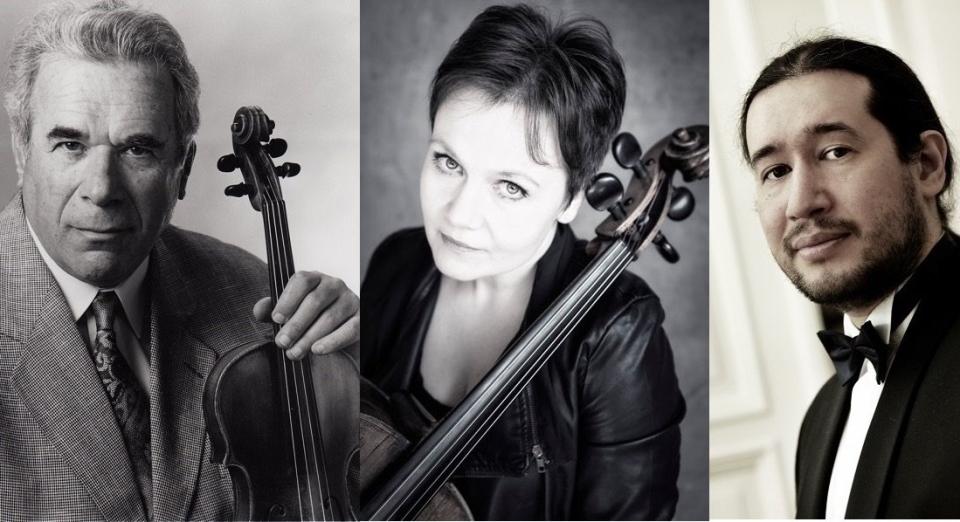 Bild: Lubotsky Trio