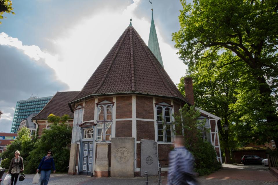 Bild: St. Petri und Pauli-Kirche Bergedorf