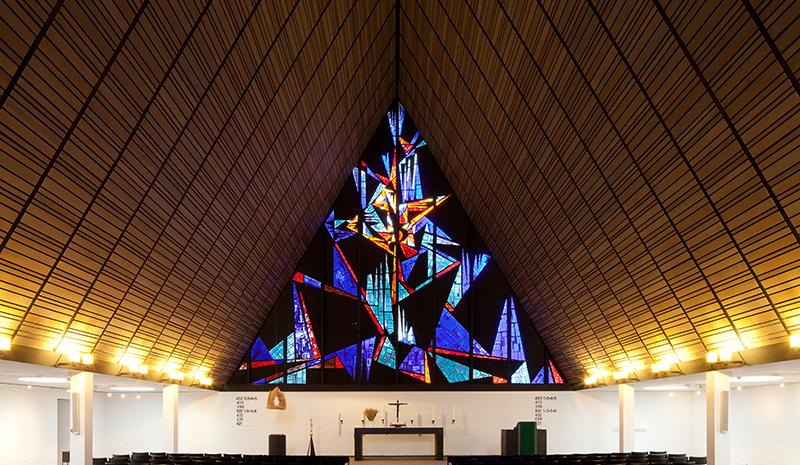 Bild: Dietrich-Bonhoeffer-Kirche