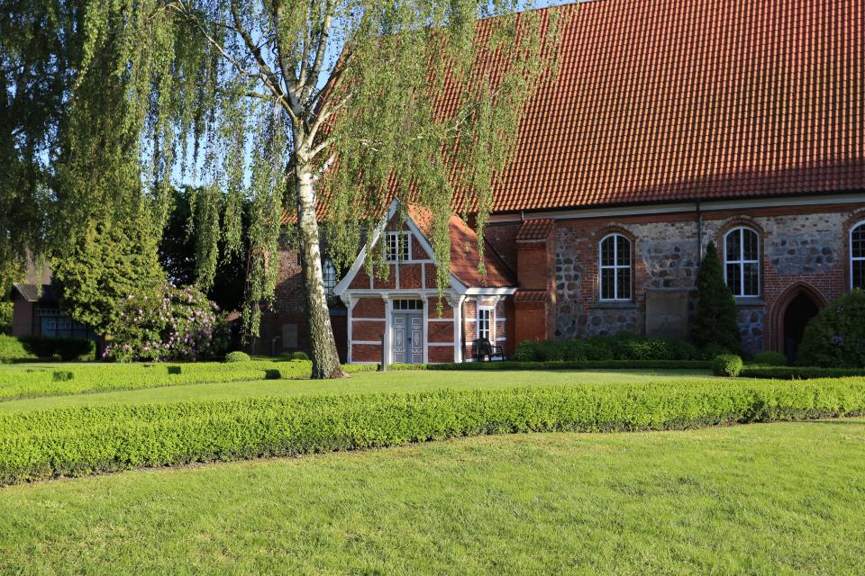 Bild: St. Johannis Neuengamme 2