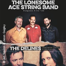 Bild: The Lonesome Ace String Band & The Delines
