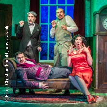 Bild: The Play That Goes Wrong
