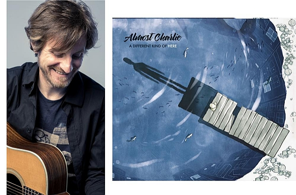 links: by Markus Altmann, CD-Cover rechts: by Almost Charlie