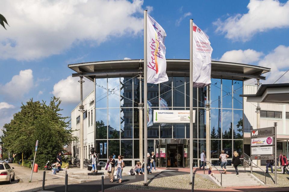 MesseHalle Hamburg-Schnelsen GmbH