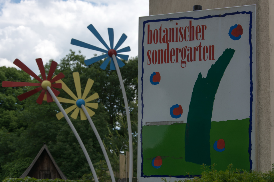 Bild: Botanischer Sondergarten