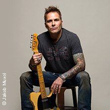 Bild: Mike Tramp of White Lion & Band of Brothers