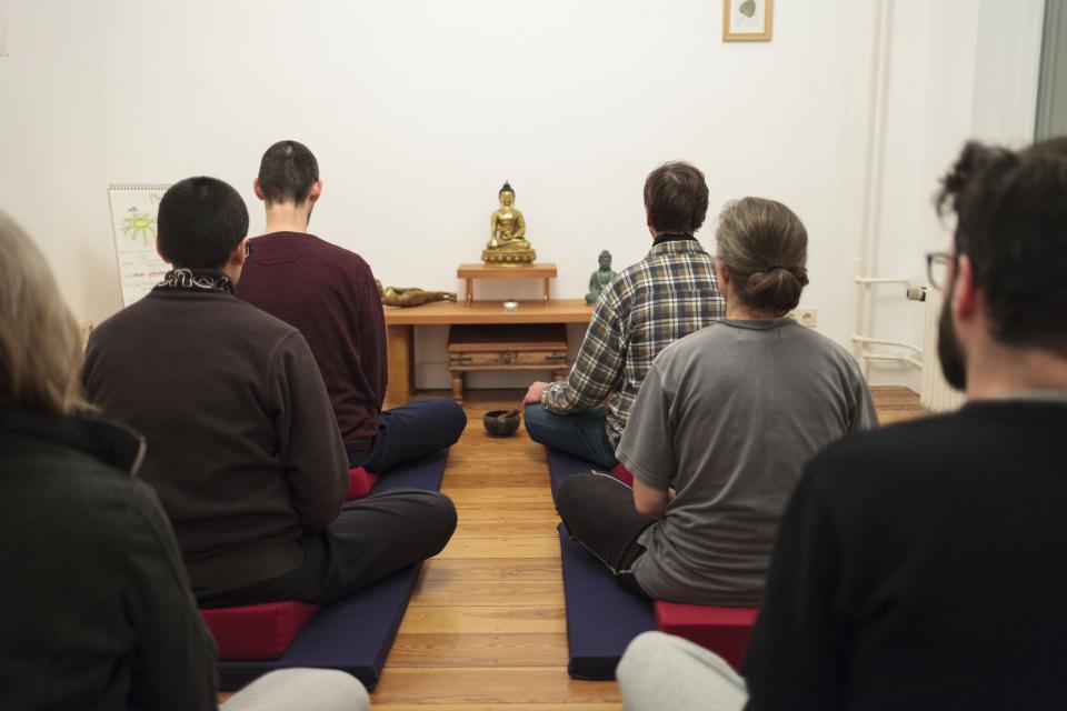 Bild: Meditation