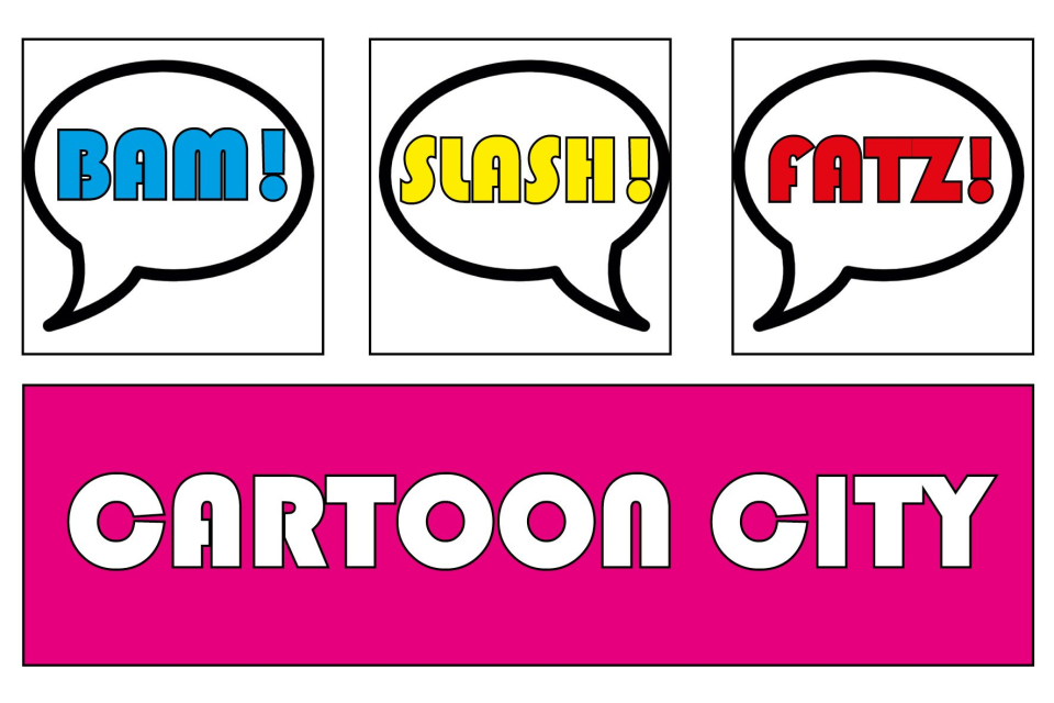 Bild: Cartoon City