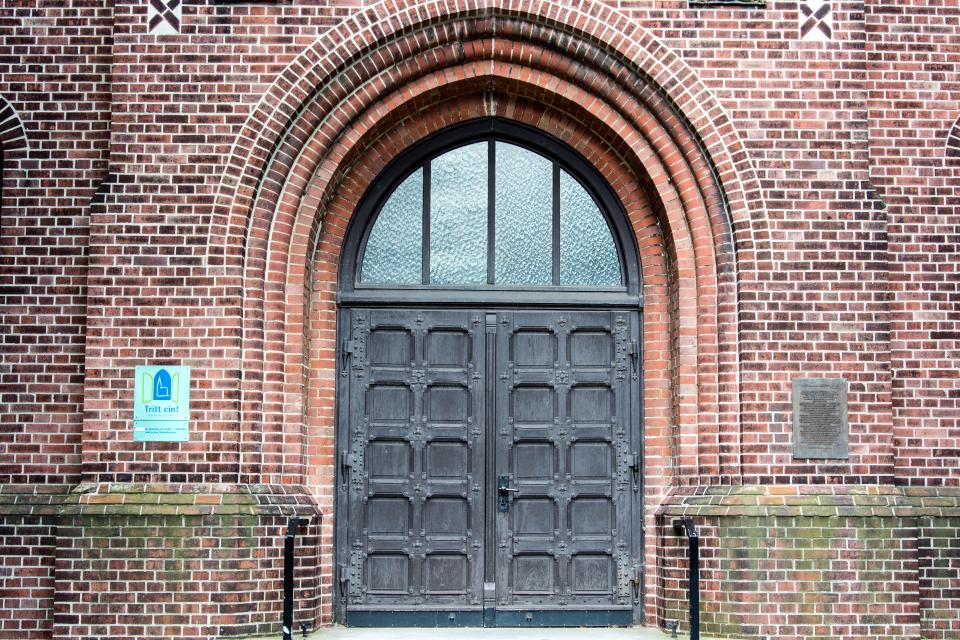 Bild: Kreuzkirche Wandsbek