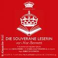 Plakat: Die Souveräne Leserin