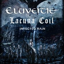 Bild: Eluveitie + Lacuna Coil & Infected Rain