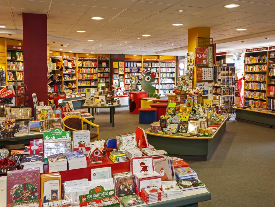 Bücherwurm GmbH