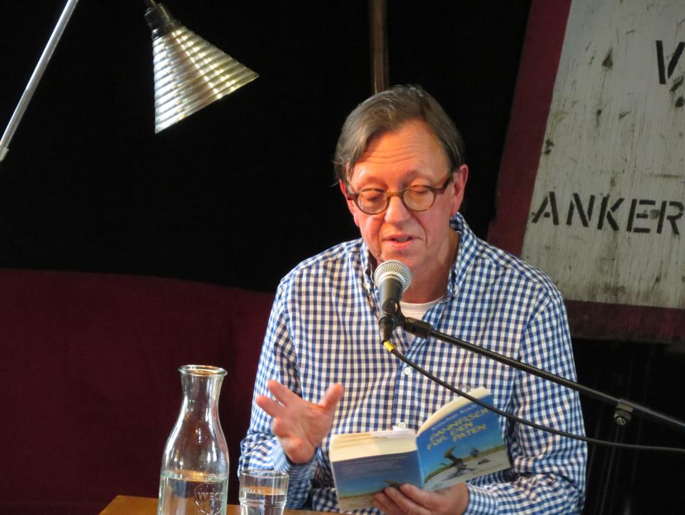 """Bild: Der Hafen liest: """"Mörder mögen keine Matjes"""" – Autorenlesung mit Krischan Koch"""