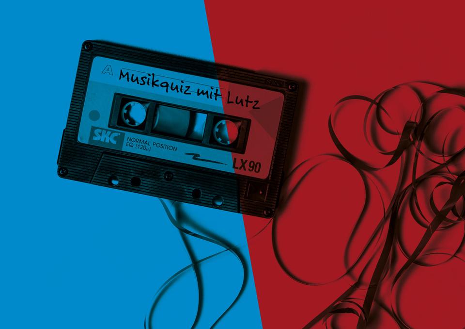 Bild: MusikQuiz mit Lutz Mühlhaus