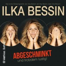 Bild: Ilka Bessin - Abgeschminkt - und trotzdem lustig
